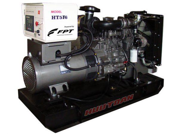نمای داخلی -دیزل ژنراتور FTP مدل HT5F6