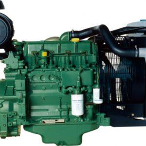 دیزل ژنراتور VOLVO مدل TAD531GE