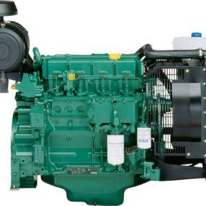 دیزل ژنراتور VOLVO مدل TD520GE