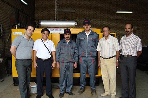 شرکت بازرگانی تهران کشتیران سعدی